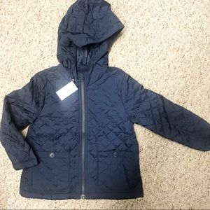 Toddler Girls Quilted Jacket